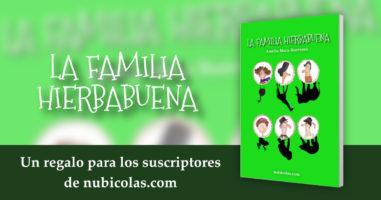 """Última publicación: """"La familia Hierbabuena"""", una novela en formato digital que puedes conseguir gratis"""