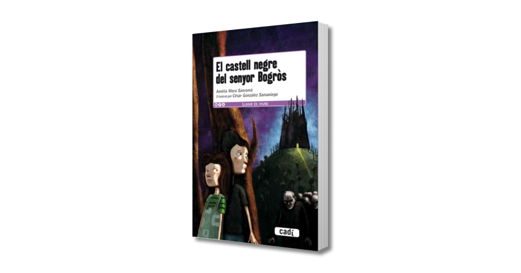 El castell negre del Senyor Bogròs