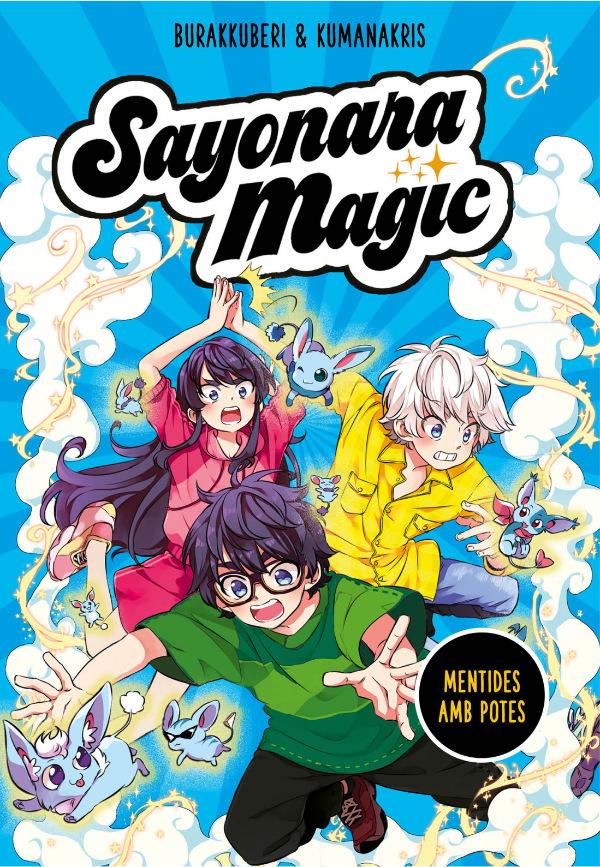 Sayonara Magic 3. Mentides amb potes