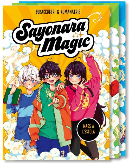 Sayonara Magic - Sèrie