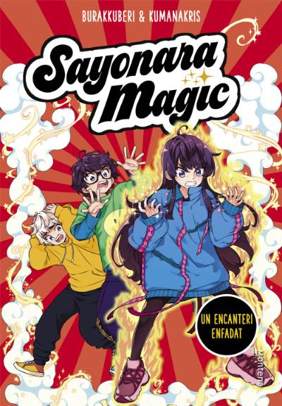 Sayonara Magic 4. Un encanteri enfadat